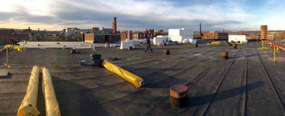 Sexton Roofing, a Holyoke company